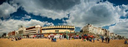 Horizonte de Brighton imágenes de archivo libres de regalías