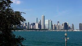 Horizonte de Chicago por el día - ciudad de Chicago