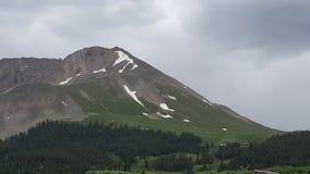 Horizonte de Colorado Imagen de archivo