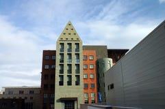 Horizonte de Denver Fotografía de archivo libre de regalías