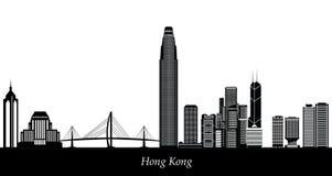 Horizonte de Hong-Kong