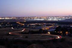 Horizonte de la ciudad Imagenes de archivo