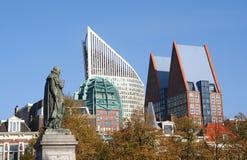 Horizonte de La Haya Fotografía de archivo libre de regalías