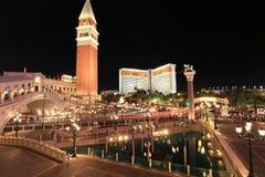 horizonte de Las Vegas Fotos de archivo