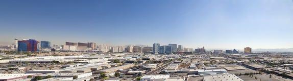 Horizonte de Las Vegas fotografía de archivo libre de regalías