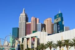 Horizonte de Las Vegas Foto de archivo