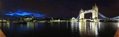 Horizonte de Londres Imagen de archivo libre de regalías