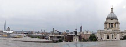 Horizonte de Londres Imágenes de archivo libres de regalías