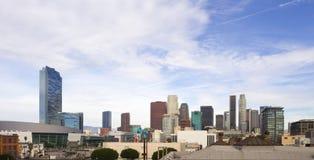 Horizonte de Los Ángeles Imágenes de archivo libres de regalías