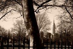 Horizonte de Manhattan Imagen de archivo