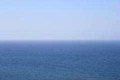 Horizonte de mar Imagens de Stock