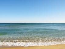 Horizonte de mar Imagem de Stock Royalty Free