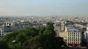 Horizonte de Montmartre París