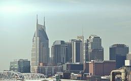 Horizonte de Nashville Imagen de archivo libre de regalías