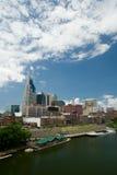 Horizonte de Nashville Imágenes de archivo libres de regalías