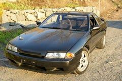 Horizonte de Nissan imagen de archivo