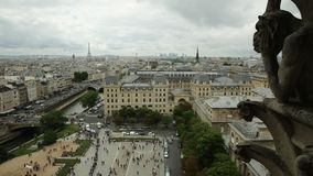 Horizonte de Notre Dame Panoramic metrajes