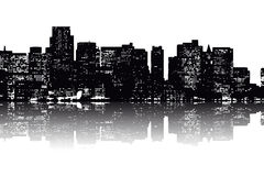 Horizonte de Nueva York