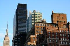 Horizonte de Nueva York Fotografía de archivo libre de regalías
