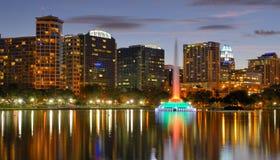 Horizonte de Orlando Imágenes de archivo libres de regalías