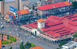 Horizonte de Saigon Fotos de archivo libres de regalías