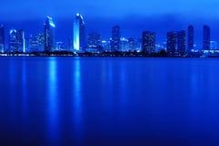Horizonte de San Diego Fotografía de archivo