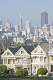 Horizonte de San Francisco fotografía de archivo
