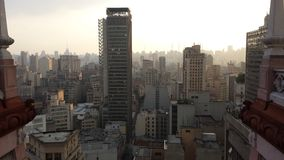 Horizonte de Sao Paulo Fotos de archivo
