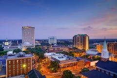Horizonte de Tallahassee Foto de archivo