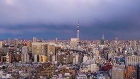 Horizonte de Tokio, Japón metrajes