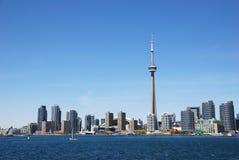 Horizonte de Toronto Fotografía de archivo