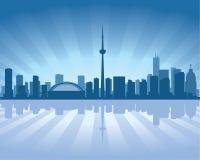 Horizonte de Toronto libre illustration