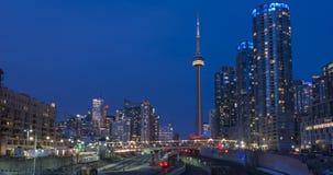 Horizonte de Toronto Foto de archivo libre de regalías