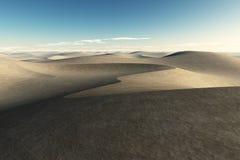 Horizonte del desierto