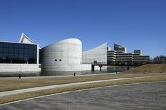 Horizonte del edificio Imágenes de archivo libres de regalías
