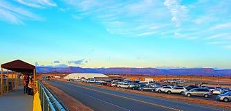 Horizonte del Gran Cañón Fotos de archivo libres de regalías