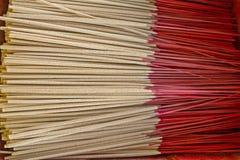 Horizonte del palillo de ídolo chino Imágenes de archivo libres de regalías