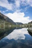 Horizonte do lago imagem de stock royalty free