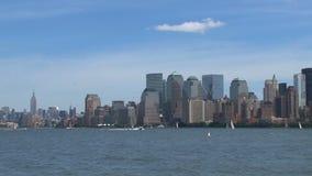 Horizonte New York City en 2010