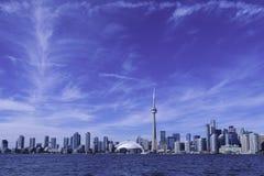 Horizonte Toronto Fotos de archivo libres de regalías