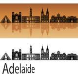 Horizonte V2 de Adelaide Foto de archivo