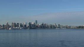Horizonte Vancouver, Columbia Británica, Canadá metrajes