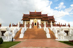 Horkamluang chiangmai Thailand Royalty Free Stock Photography