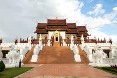 Horkamluang chiangmai Thailand Lizenzfreie Stockfotografie