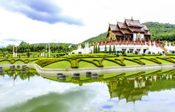 Horkumluang in Chiangmai Lizenzfreie Stockfotos