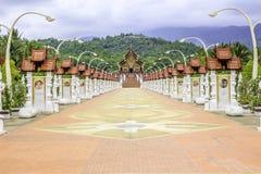 Horkumluang in Chiangmai Fotografia Stock Libera da Diritti