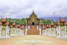 Horkumluang in Chiangmai Immagine Stock Libera da Diritti