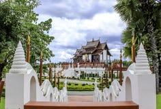 Horkumluang in Chiangmai Stock Image