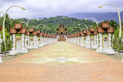 Horkumluang in Chiangmai Royalty Free Stock Photo