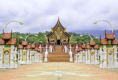 Horkumluang in Chiangmai Royalty Free Stock Image